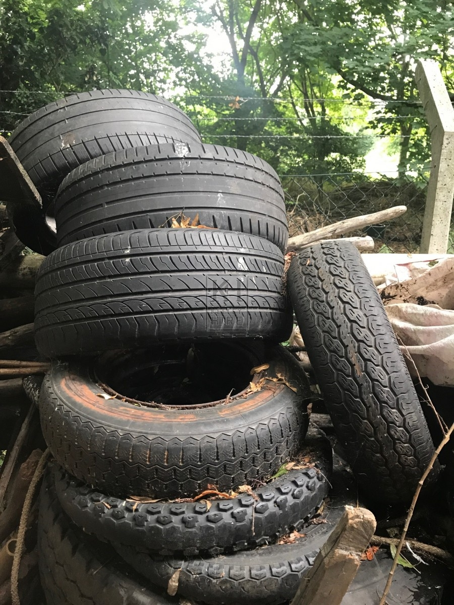 Car and Bike Tyres