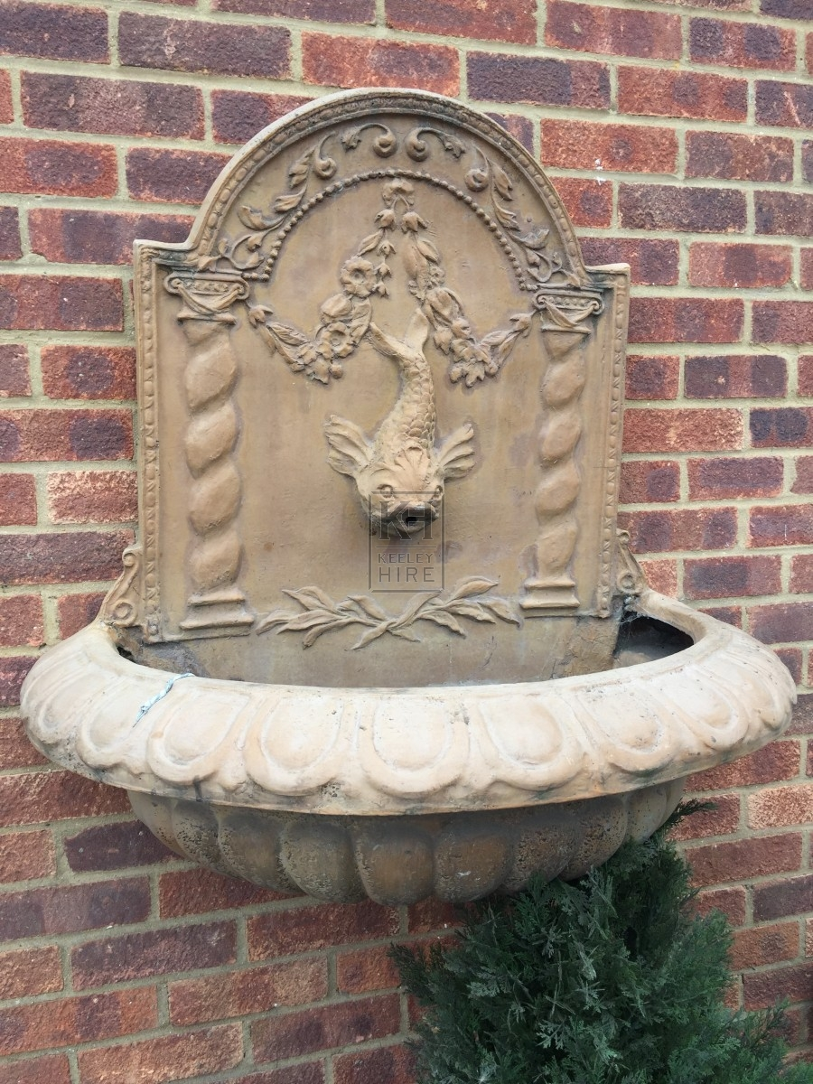 Wall Mounted Fountain