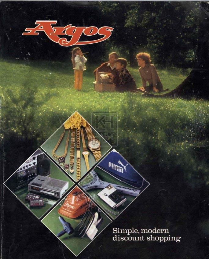 Argos Spring / Summer 1983
