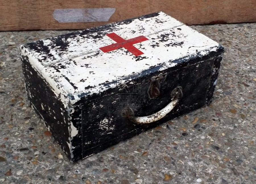 Wartime first aid box