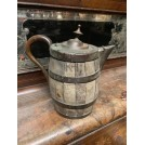 Barrel Jug with Lid