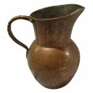 Simple Copper Jug