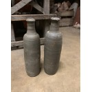 Long Neck Earthenware Bottle