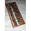 Wood abacus