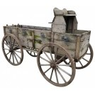 Small covered wagon - plain