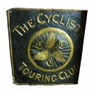 Vintage Cyclist Touring Club sign
