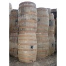 3ft wood barrels - iron bands