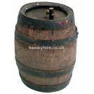 Wood / Fibreglass beer barrel