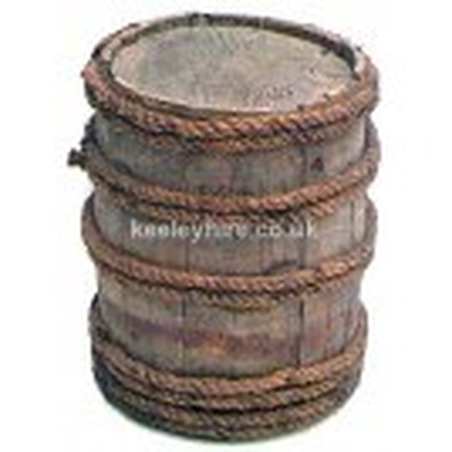 Rope Bound Barrel