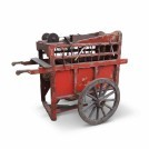 Old Knife Grinders Hand Cart