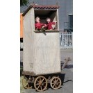 Punch and Judy Cart