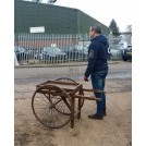 Small 2-wheel handcart