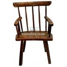 Stick Back Arm Chair
