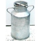 Galvanised Milk Churn #1