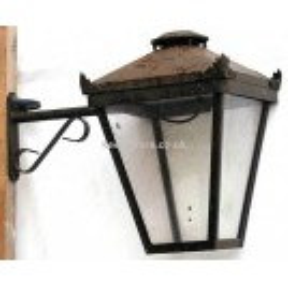 Wall Mounted Street Light #5