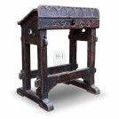 Simple Carved Lectern