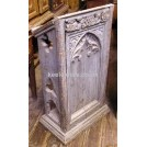 Carved Wood Lectern
