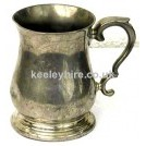 Pewter Tankard no3