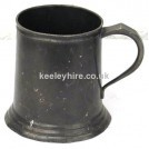 Pewter Tankard no8
