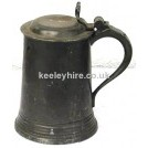 Pewter Tankard no9