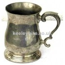 Pewter Tankard no10