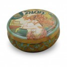 Salon Face Powder Tin