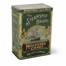 Steamship Molasses Tin