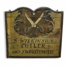 Wilkinson Sign