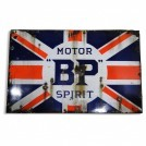 Enamel BP Spirit  Sign
