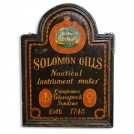 Solomon Gills Sign