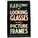 Looking Glasses Wood Sign
