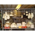 Cheese / Dairy Market stall dressing