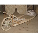 Slatted wheelbarrow