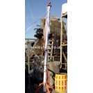 White Painted Maypole