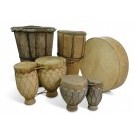 Ethnic style Drums