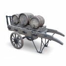 Handcart with Barrels
