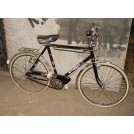 1960s Mans black bicycle