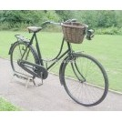 1920s ladies bicycle