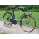 Blue period French bicycle