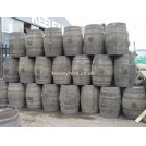 Period wood 3ft barrels