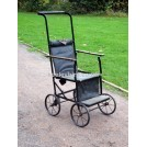 30s / 40s Black Pushchair