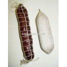 Brown & white salami