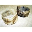 Small horn bowls