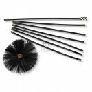 Modern Chimney Sweep Set