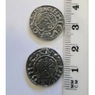 Early small silver coin