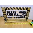 Small early wood abacus
