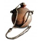 Pottery Water Flask