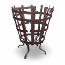 Iron Basket Brazier