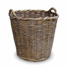 Large Wicker Basket #4
