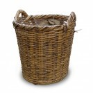 Large Wicker Basket #5